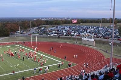 Veterans Memorial Stadium Coffeyville Ks Official Website