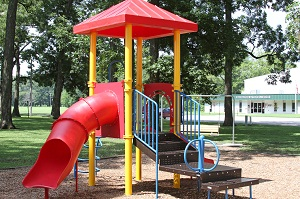 Walter Johnson Park Playground